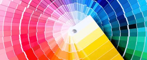 House color palette